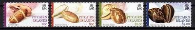 Porcelanki na serii znaczków z Pitcairn Islands.