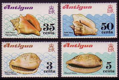 Obiegowa seria z Wysp Antigua i Barbuda.