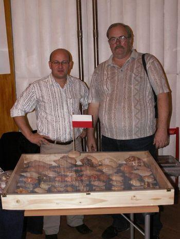 Przyjacielska ?kontrola? ekspozycji przeprowadzona przez Jacka Żychowicza z Krakowa.